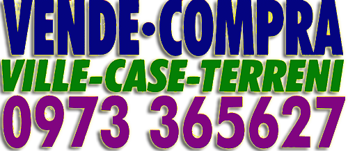 vende compra ville case terreni